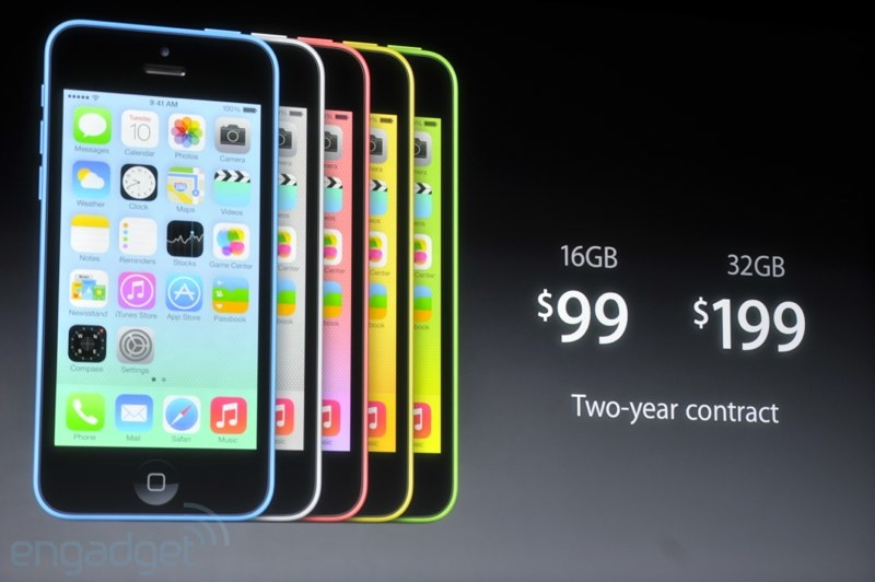 Live Coverage Of Apples 2013 IPhone Media Event