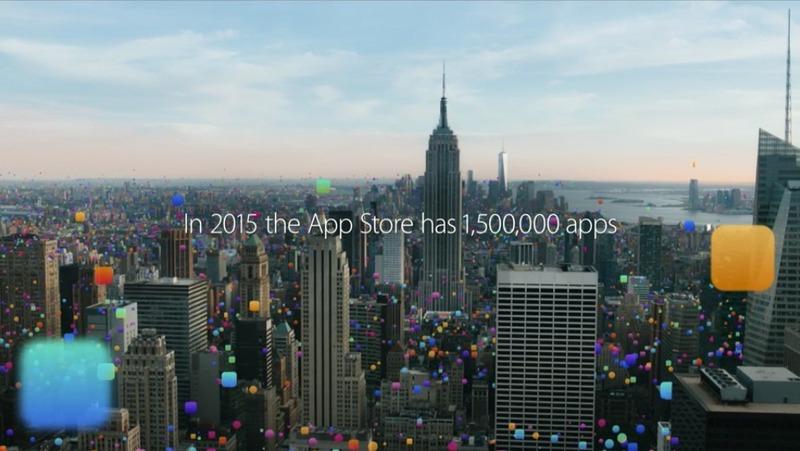 Přes App Store bylo staženo 100 000 000 000 aplikací