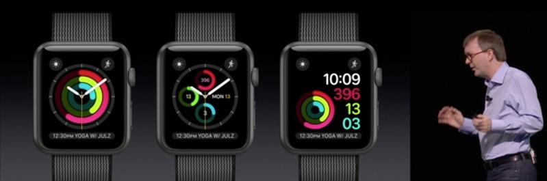 Apple Watch OS 3