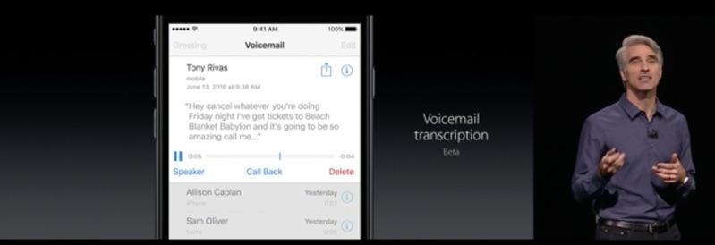 b8ec2b2ff0 Live Coverage of Apple s WWDC 2016 Keynote  iOS 10