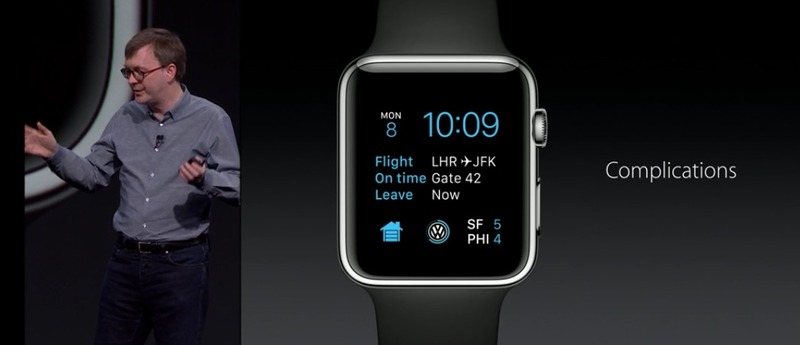 S watchOS 2.0 přicházejí nativní aplikace pro Apple Watch