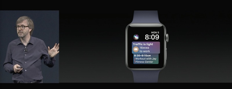 watchOS 4: Apple Watch dostanou nový Siri ciferník