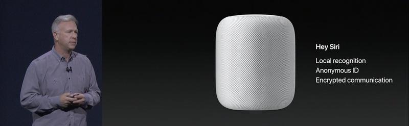 HomePod - Průlomový domácí reproduktor od Applu