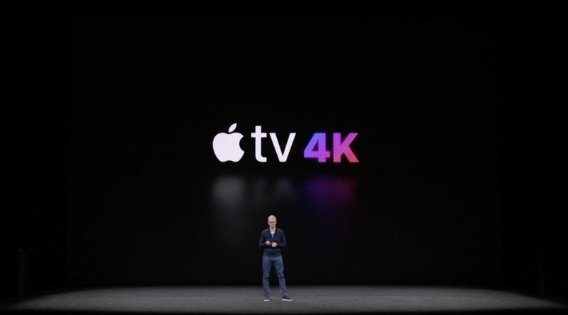 Apple představil Apple TV 4K