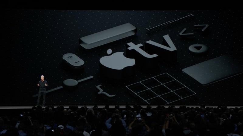 WWDC 2018: Apple TV 4K a tvOS