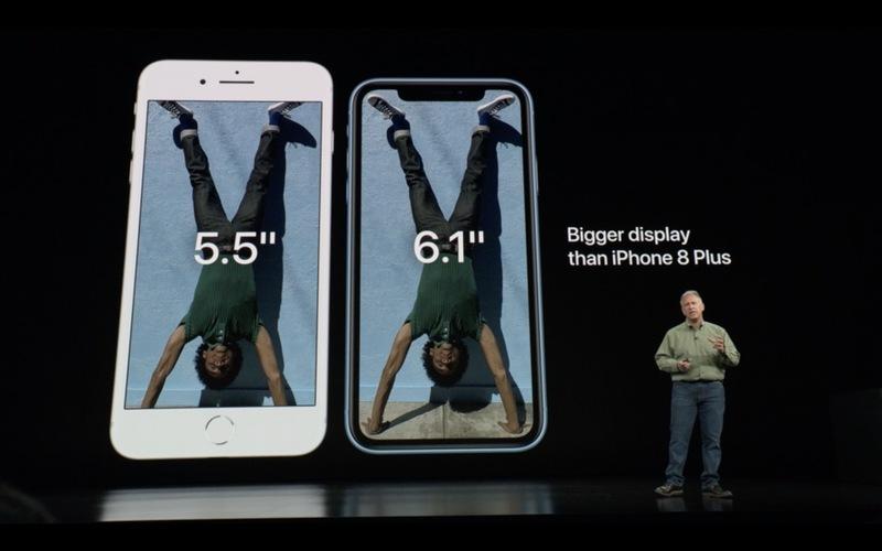 Apple představil hliníkový iPhone Xr