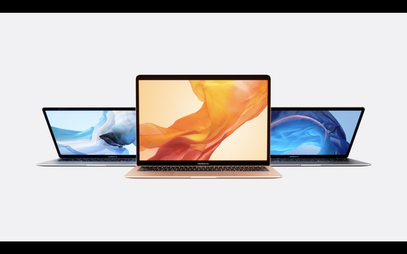 Apple představil MacBook Air s Retina displejem! (Videa)