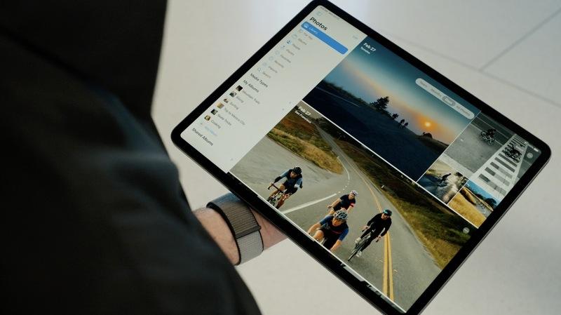 iPadOS 14 photos